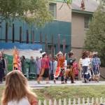 """Iroqouis Village """"Turtle Mound"""" performances"""