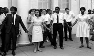 Diane Nash photo by the Tennessean