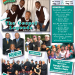The Gospel Legends are among performers featured during Gospel Weekend