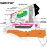 NYS Fair Parking Lot Map