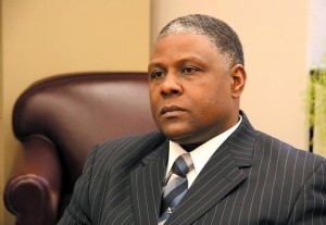 SPD Chief, Frank Fowler