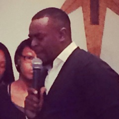 Pastor Lateef Johnson-Kinsey