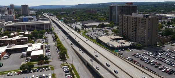 81 through City of Syracuse