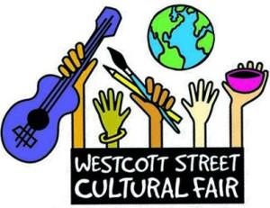 Westcott Street Cultural Fair Logo