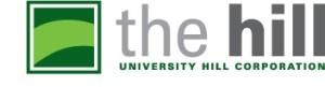 The Hill_University Hill Corporation_logo