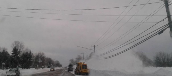 snow removal in Buffalo