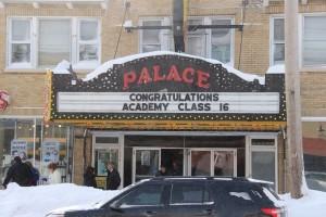 Palace Police Academy Graduation