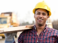 SBDC Male Construction worker image