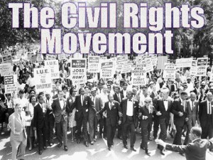 Civil Rights Moving Forward March 19, 2015 7:00 pm to 8:30 pm
