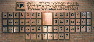 SPC's Wall of Distinction (located at the John H. Mulroy Civic Center)