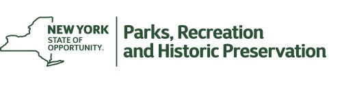 NYS Park Recreation and Historic Preservation Logo