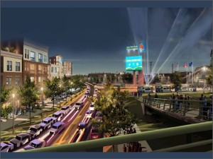 New York State Fair of the Future, $50 million for development of a year-round facility.