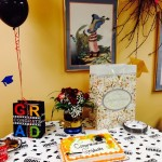 Graduation Party for Onondaga Community College recent graduates. Given by Dr. Barnett-Reyes.
