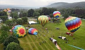 Ballonfest in Jamesville, NY