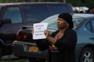 Desiree Odom, Healing Activist
