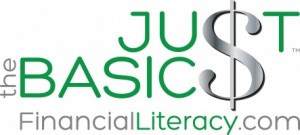 Just the basics logo