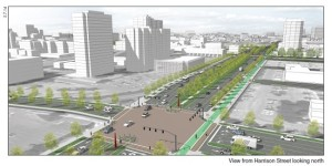 One of many proposals to reinvent Interstate 81