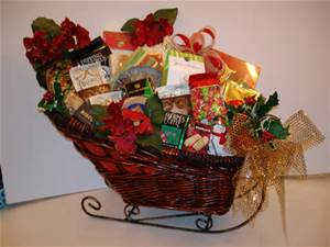 basket for christmas
