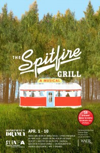 Spitfire Grill Poster