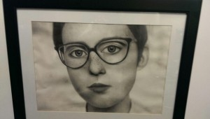 """Mia Guariano's """"Displeased"""" the winner of this year's Congressional Art Competition"""