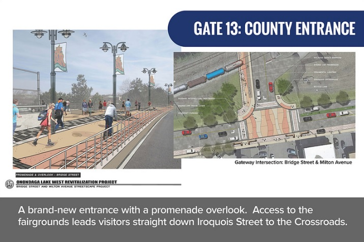 County Entrance NYS Fair_New Gate