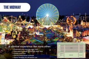 Redesigned Midway
