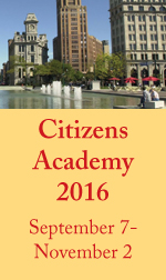 Citizens Academy Accepting Applications