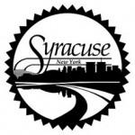 City of Syracuse contemporary Logo Small