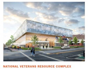 SU_National Veterans Resource Complex