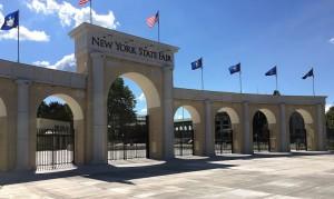 NYS Fair 2016 Gate