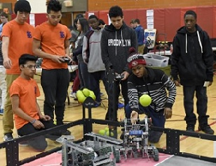 SCSD VEX Competition 2014